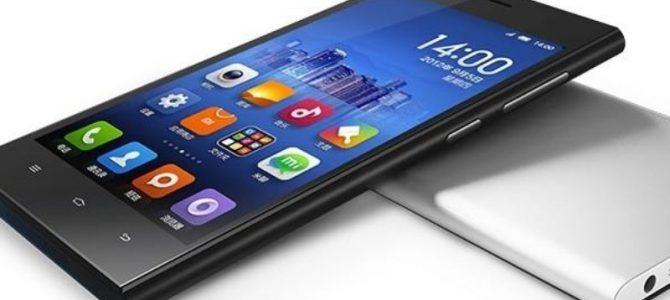 Niektóre telefony produkowane w Chinach wysyłają dane do producenta